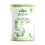 NESTLE Nan Bio 1 Γάλα 1ης Βρεφικής Ηλικίας 0+ Μηνών σε σκόνη Βιολογικό 400gr