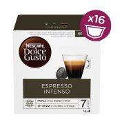 NESCAFE Dolce Gusto Καφές Espresso Intenso σε Κάψουλες 16x7gr