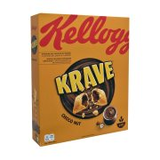KELLOGG'S Krave Choco Nut Δημητριακά 375gr