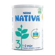 NESTLE Nativa 3 Γάλα 3ης Βρεφικής Ηλικίας +10 Μηνών σε σκόνη 400gr