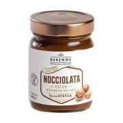 SISINNI Nocciolata Κρέμα Κακάο με Φουντούκι & Στέβια Χωρίς γλουτένη Χωρίς ζάχαρη 380gr