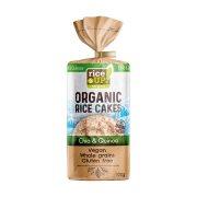 RICE UP Ρυζογκοφρέτες με Τσία & Κινόα Βιολογικές Χωρίς γλουτένη 120gr