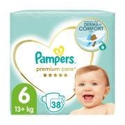PAMPERS Premium Care Πάνες Νο6 13-18kg 38τεμ