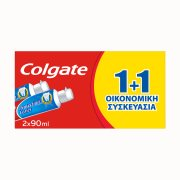 COLGATE Οδοντόκρεμα Protection Carries 2x90ml