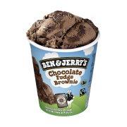 BEN & JERRY'S Παγωτό Chocolate Fudge Brownie 408gr (465ml)