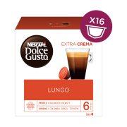 NESCAFE Dolce Gusto Καφές Espresso Lungo σε Κάψουλες 16x6,5gr