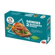 Φυτικά Μπιφτέκια GENIUS Meat Free Vegan 230gr