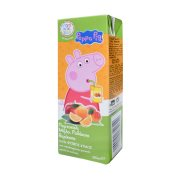 PEPPA PIG Χυμός Φυσικός Πορτοκάλι Μήλο Ροδάκινο Βερίκοκο 250ml