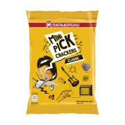 ΠΑΠΑΔΟΠΟΥΛΟΥ Mini Pick Crackers Κρακεράκια Κλασικά 90gr
