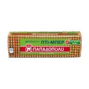 ΠΑΠΑΔΟΠΟΥΛΟΥ Πτι Μπερ Μπισκότα Χωρίς ζάχαρη 225gr