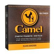 CAMEL Κρέμα Υποδημάτων Αυτογυάλιστο Καφέ 40gr