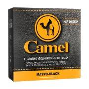 CAMEL Κρέμα Υποδημάτων Αυτογυάλιστο Μαύρο 40gr