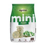 AGRINO Ρυζογκοφρέτες Μίνι με Ρίγανη Χωρίς γλουτένη 50gr