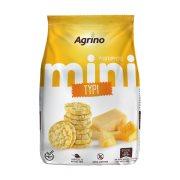AGRINO Ρυζογκοφρέτες Μίνι με Τυρί Χωρίς γλουτένη 50gr