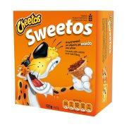 CHEETOS Sweetos Σνακ Δημητριακών Γεμιστά με Κακάο & Γάλα 5x25gr