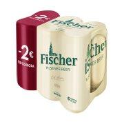 FISCHER Μπίρα Pils 6x330ml