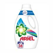 ARIEL Απορρυπαντικό Πλυντηρίου Ρούχων Υγρό Touch Of Lenor Color Fresh 56 πλύσεις