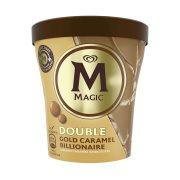 MAGIC Double Παγωτό Golden Caramel Chocolate 303gr (440ml)