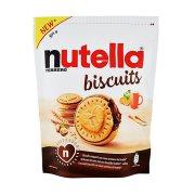 NUTELLA Μπισκότα Γεμιστά με Πραλίνα 304gr
