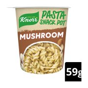 KNORR Snack Pot Ζυμαρικά με Μανιτάρια 59gr