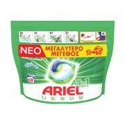 ARIEL Allin1 Pods Απορρυπαντικό Πλυντηρίου Ρούχων Mountain Sping 60 κάψουλες
