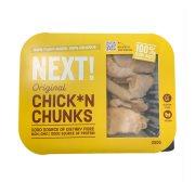 Φυτικά Φιλετάκια NEXT Chick'n Chunks Vegan Χωρίς Γλουτένη 250gr