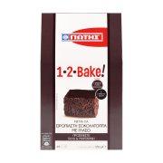 ΓΙΩΤΗΣ 1-2-Bake Μίγμα για Σιροπιαστή Σοκολατόπιτα με Γλάσο 570gr