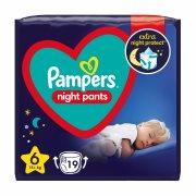 PAMPERS Night Pants Νο6 15+kg 19τεμ