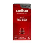 LAVAZZA Καφές Espresso Qualita Rossa σε Kάψουλες συμβατές με μηχανή Nespresso 10x5,7gr