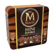 MAGIC Παγωτό Double Mini Χωρίς γλουτένη 6Τεμ 300gr