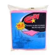 MULTY Πετσέτες Καθαρισμού για Όλες τις Χρήσεις 10τεμ +2 Δώρο
