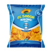 EL SABOR Nacho Chips salted Χωρίς γλουτένη 225gr