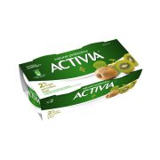 ACTIVIA Επιδόρπιο Γιαουρτιού 2% Ακτινίδιο 2x200gr