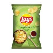LAY'S Πατατάκια με Αλάτι & Ξίδι 130gr