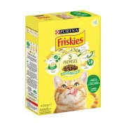 FRISKIES Ξηρά Τροφή Γάτας με Κουνέλι, Κοτόπουλο & Λαχανικά 400gr