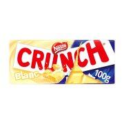 CRUNCH Σοκολάτα Λευκή Χωρίς γλουτένη 100gr