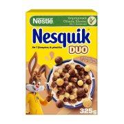 NESTLE Nesquik Duo Δημητριακά 325gr