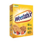 WEETABIX Δημητριακά Ολικής Άλεσης 24 μερίδες 430gr