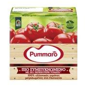 PUMMARO Τομάτα Πασσάτα πιο Συμπυκνωμένο 520gr