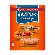 ΠΑΠΑΔΟΠΟΥΛΟΥ Krispies Παξιμάδια με Σουσάμι 200gr