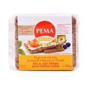 PEMA Ψωμί Σικάλεως με Βρώμη & Σπόρους Σιταριού 500gr