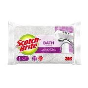 SCOTCH-BRITE Σφουγγαράκι για το Μπάνιο Λευκό
