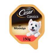 CESAR Υγρή Τροφή Σκύλου Μοσχάρι 150gr