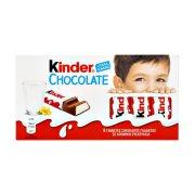 KINDER Σοκολάτα Χωρίς γλουτένη 8τεμ 100gr