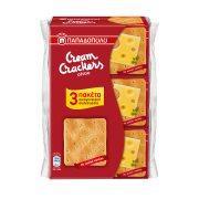 ΠΑΠΑΔΟΠΟΥΛΟΥ Cream Κράκερς Classic 3x140gr