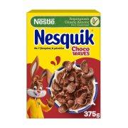 NESTLE Nesquik Extra Choco Waves Δημητριακά 375gr