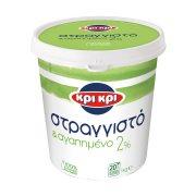 ΚΡΙ ΚΡΙ Γιαούρτι Στραγγιστό & Αγαπημένο 2% 1kg