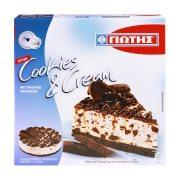 ΓΙΩΤΗΣ Μίγμα για Τούρτα Cookies & Cream 720gr