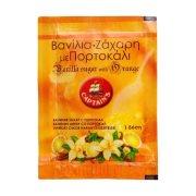 CAPTAIN'S Ζάχαρη Βανίλια Πορτοκάλι 10gr