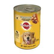 PEDIGREE Υγρή Τροφή Σκύλου Τρία Είδη Πουλερικών Πατέ 400gr